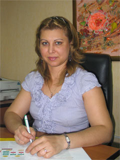 Виктория Конюхова
